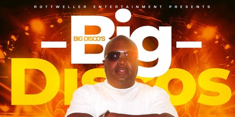 BIG DISCO'S BIRTHDAY BLOCK PARTY & CITY BOYZ REUNION tickets