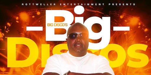 BIG DISCO'S BIRTHDAY BLOCK PARTY & CITY BOYZ REUNION