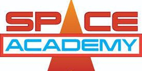 Space Academy Summer Holiday Club  tickets