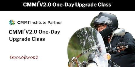 Nashua CMMI V2.0 INSTRUCTOR-LED ONE-DAY UPGRADE CLASS! tickets