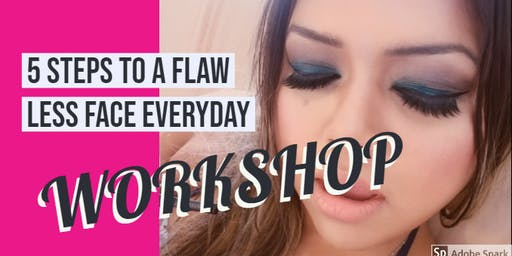 5 Steps to a FLAWLESS FACE everyday - Make up And Skin Care