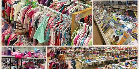 FREE Admission Pass: Children/Maternity Pop Up Consignment Sale All Season 19 (JBF Folsom) tickets