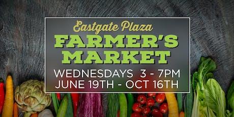 Eastgate Plaza Farmer's Market tickets