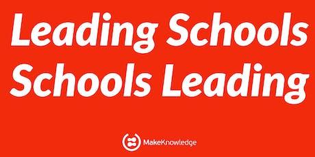 Leading Schools / Schools Leading tickets