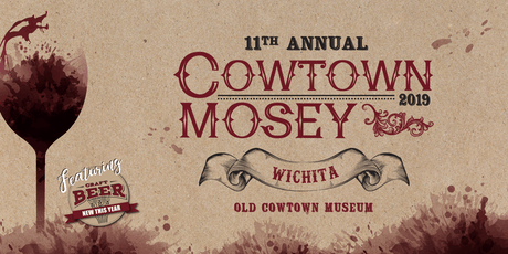 11th Annual Cowtown Mosey tickets