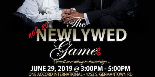 NOT SO Newlywed Games