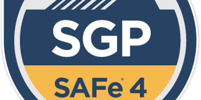 Copy of SAFe® 4.6 for Government with SGP Certification - Washington DC. - Guaranteed to Run!!