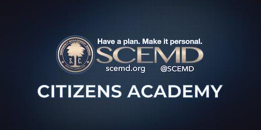 SCEMD Citizens Academy