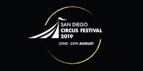 San Diego Circus Festival tickets