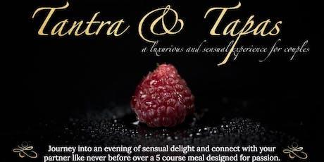 Tantra & Tapas  tickets