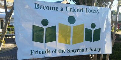 2019 Friends of Smyrna Library Annual Membership Sign-Up
