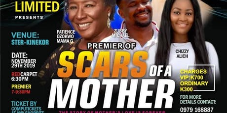 SCARS OF A MOTHER tickets