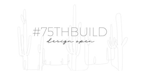 #75thbuild Design Open boletos