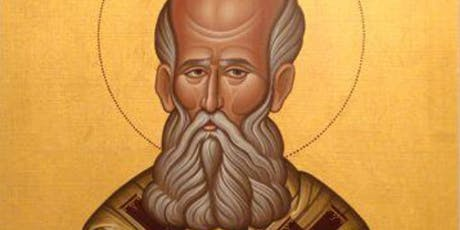Introduction to the Work of Saint Gregory the Theologian tickets