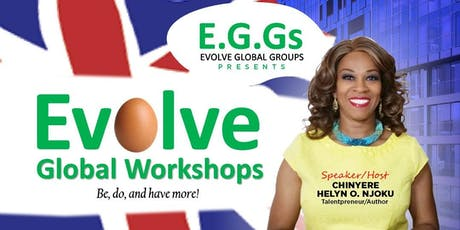 Evolve Global Workshops - UK tickets