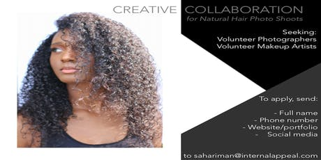 Professional Photographers and MUA Needed tickets