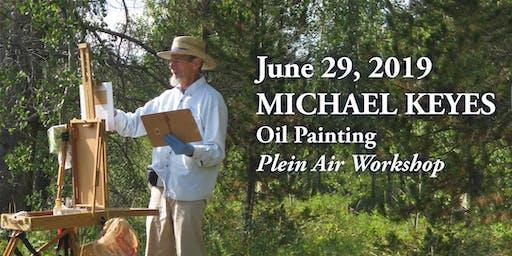Oil Painting Plein Air Workshop