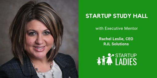 Startup Study Hall Terre Haute with Rachel Leslie