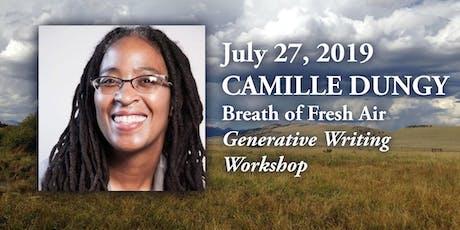 Breath of Fresh Air Generative Writing Workshop tickets