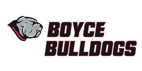 Boyce Bulldogs Athletic Visit tickets