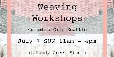 Weaving Wall Hanging Workshop!