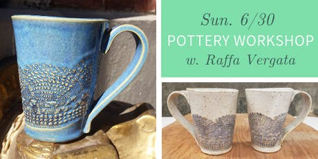 Pottery Workshop @ Nest on Main - Sun., 6/30 tickets