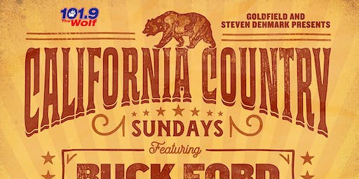California Country Sunday's @ Goldfield Trading Post