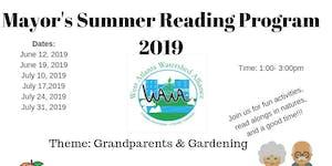 Mayor's Summer Reading Program& WAWA 2019