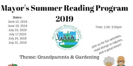 Mayor's Summer Reading Program& WAWA 2019 tickets