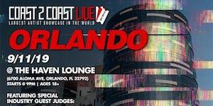 Coast 2 Coast LIVE Artist Showcase Orlando, FL - $50K...