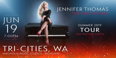 Jennifer Thomas - The Fire Within Tour (Tri-Cities, WA) tickets
