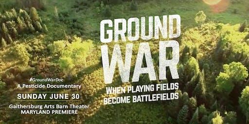 GROUND WAR: When Playing Fields Become Battlefields (Pesticide Documentary)