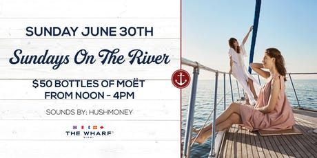 Sundays On The River feat. $50 btls of Moët tickets