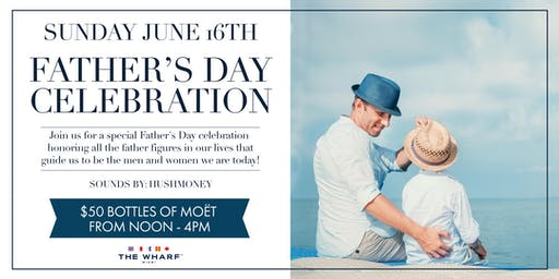 Father's Day Celebration w/ $50 Bottles of Moët