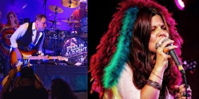 Feelin' Alright  Joe Cocker Tribute with Janis Lives-Janis Joplin Tribute