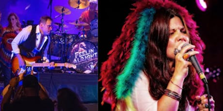 Feelin' Alright  Joe Cocker Tribute with Janis Lives-Janis Joplin Tribute tickets