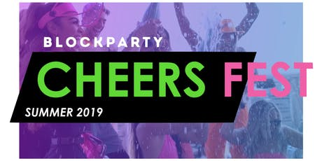 The Fort Worth Cheers Blockparty tickets