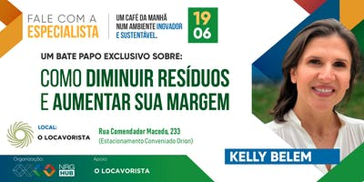 Fale com A Especialista - Kelly Belem