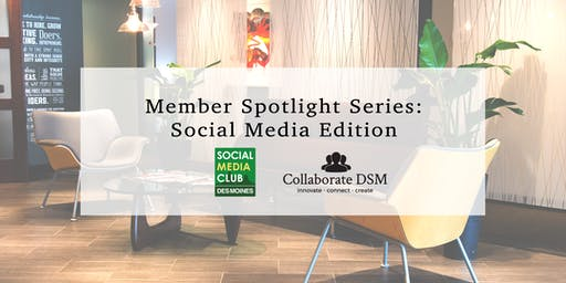 SMCDSM: Social Media Day Open House at Collaborate DSM