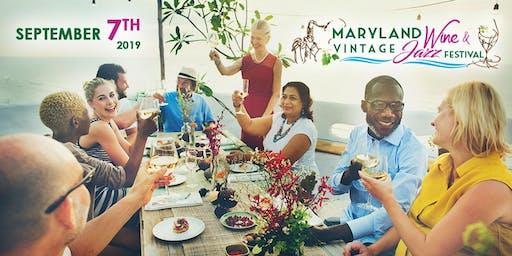 2019 Maryland Vintage Wine & Jazz Festival