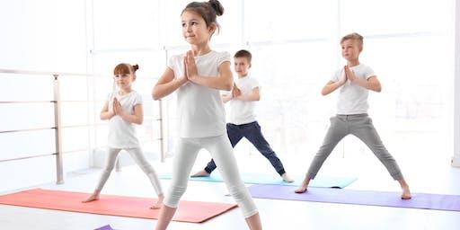 Junior Teacher Training Yoga Camp