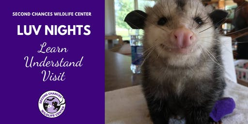 LUV Night Wildlife Encounter - JUNE 21, 2019
