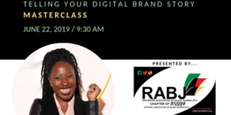 Telling Your Digital Brand Masterclass with  Kadisha Phillips tickets