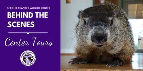 Behind the Scenes Wildlife Center Tour - JULY 28, 2019 tickets