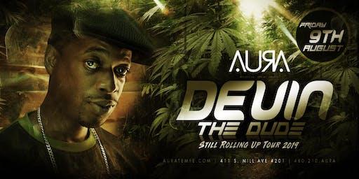 DEVIN THE DUDE: STILL ROLLING UP TOUR @ Aura Nightclub
