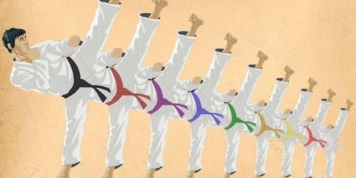 Kids Martial Arts Camp