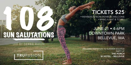 108 Sun Salutations tickets