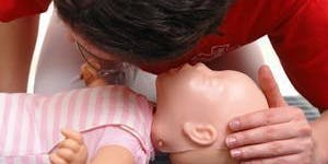 Infant & Child CPR/Choking Relief Class for...