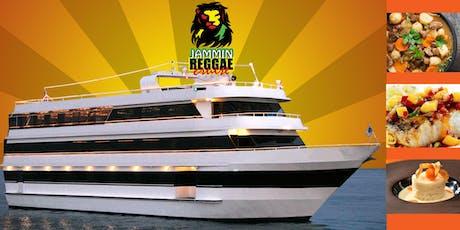 Jammin Reggae Cruise - Marina Del Rey, September 28th 9PM Boarding (Goldstar) tickets