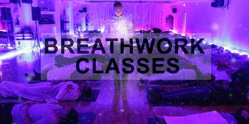 BREATHWORK DETOX™ & GONG BATH EVENT w/ Kurtis Lee Thomas & Raven Lexy